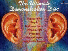 Chesky - The Ultimate Demonstration Disc [24bit 96khz FLAC]
