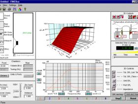 音箱非线性模拟软件FINEBox™