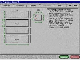BassBox密闭箱设计实例总结