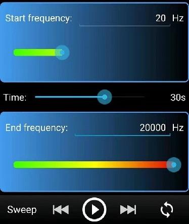 手机版信号发生器Frequency Generator