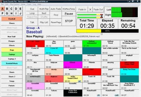 专业音响师常用的几款播放软件