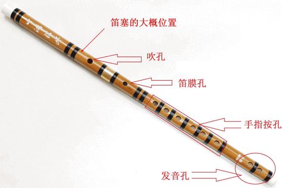 简析笛子的发声原理