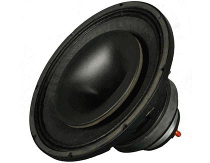 扬声器常用英文
